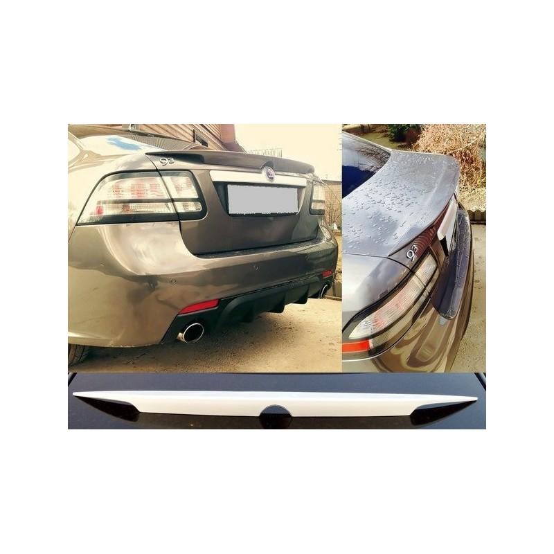 'Turbo X style' Rear Spoiler