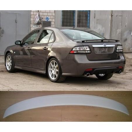 Rear Spoiler SAAB-style sedan 08-12