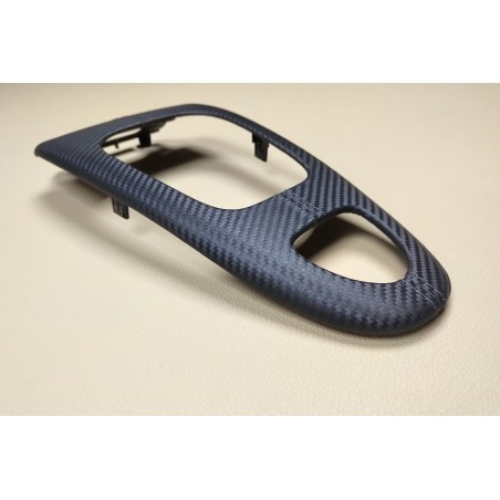 Carbon-Leather Center Console SAAB 9-3