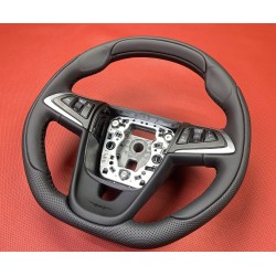 High Quality Hirsch-Style 9-5NG Nappa Leather Steering Wheel