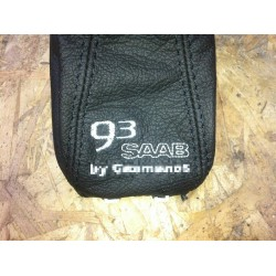 SAAB 9-3 2003+ Leather Gear Gaiter