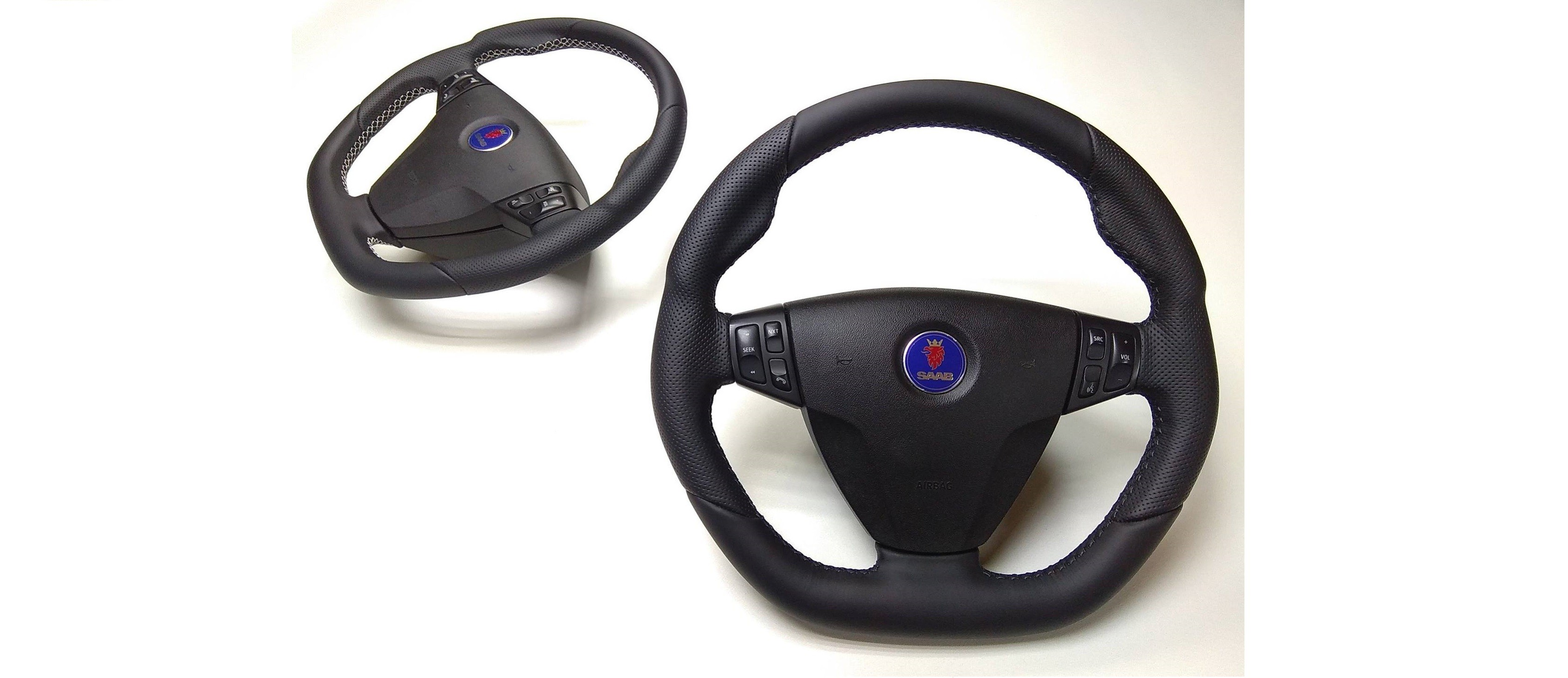 SAAB 9-3 steering wheels